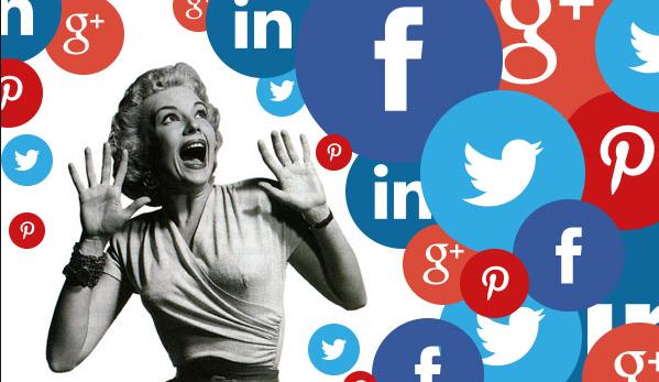las redes sociales mas utilizadas